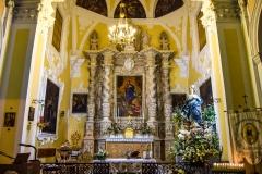 Cosimo_Caforio_Altare della chiesa dell'Immacolata (Manduria)