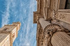 Franco_Calabre_Piazza_Duomo_con_Duomo_e_campanile